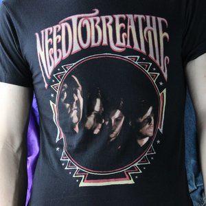 NeedToBreathe Band T-Shirt